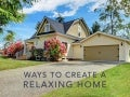 Vine Vera Tips: How to Create a Relaxing Home