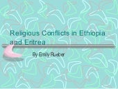 Religious Conflicts in Ethiopia and...