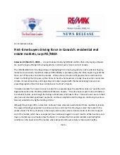 Remax 1st Time Buyer Info