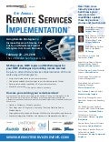 """7th Remote Device Monitoring Summit"