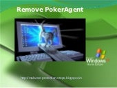 Uninstall Poker Agent : How To Unin...