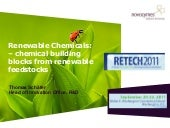 Retech Conference 2011 Renewable ch...