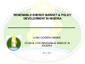Renewable energy market & policy de...
