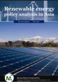 Renewable energy policy analysis in asia 2010