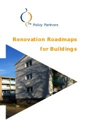 Renovation roadmaps for buildings b...