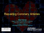 Repairing Coronary Arteries, pumpsa...