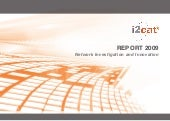 Report I2cat 2009-Eng