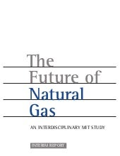 MIT - The Future of Natural Gas