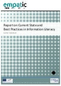 Report on Current State and Best Practices in Information Literacy
