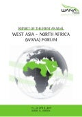 Report of the first annual WANA Forum 2009