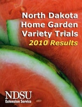 North Dakota Home Garden Variety Tr...