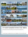 North America Green City Index