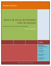 impact of social networking sites o...