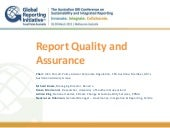 @GRIAusConf_Report Quality and Assu...