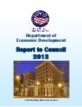 Big Ideas for Small Business: 2013 Report to Cleveland City Council