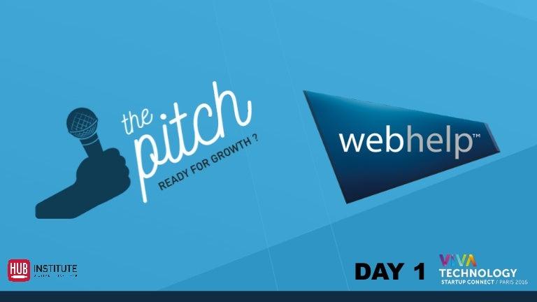WEBHELP at VIVA TECHNOLOGY - DAY 1 #vivatech