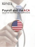 Payroll and the ACA