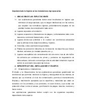 Requisitos generales y recomendacio...