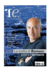 Alfredo Romeo- articolo Re real estate