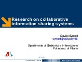 Research on collaborative informati...