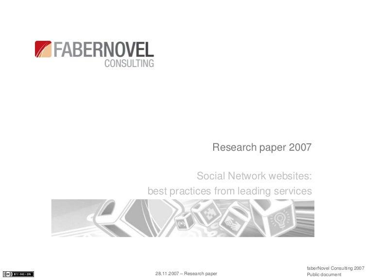 social networking websites essay