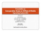 Research on Comparative Study of Di...