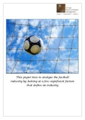 Research project - The Global Footb...