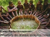 Perfectionnons nos usages des Resea...