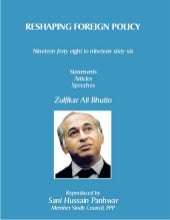 Reshaping foreign policy
