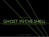 Ghost in the Shell - Information Architecture in the Age of Postdigital