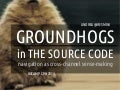 Groundhogs in the Source Code (v2)