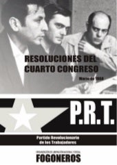 Resoluciones del cuarto congreso