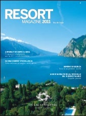 Resort magazine 2011 ita