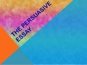 Persuasive Writing Introduction for...
