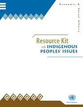 Resource kit on indigenous peoples'...