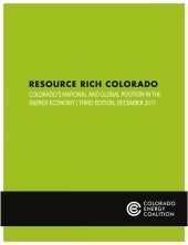 Resource Rich Colorado (Full Report)
