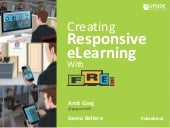 Creating Responsive eLearning With ...