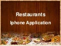 Restaurant application-presentation