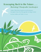 Restoring Chesapeake Landscapes
