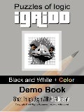iGridd puzzles, Demo book