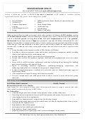 Ritesh SAP SD Resume