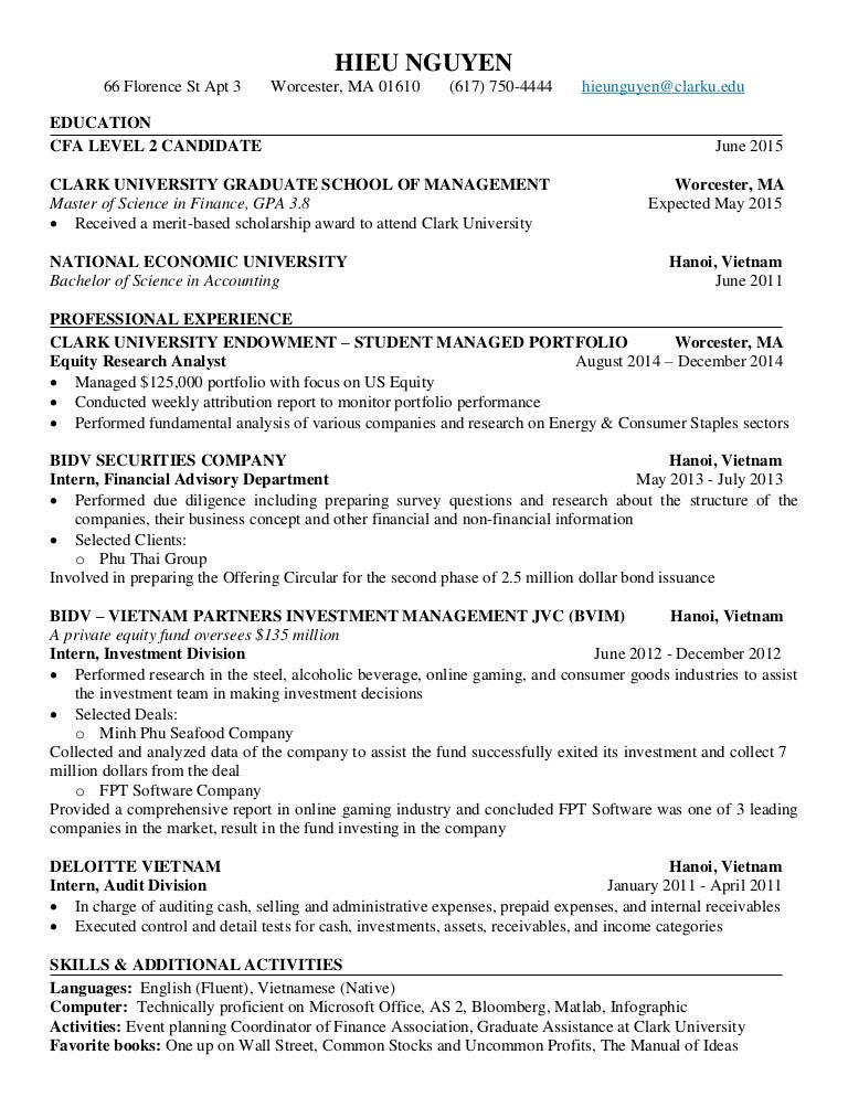 Research Intern Resume Laura Wellsresumecorporate Research Intern Resumes  Qisra My Doctor Says Resume Resume Template Summer  Equity Research Analyst Resume