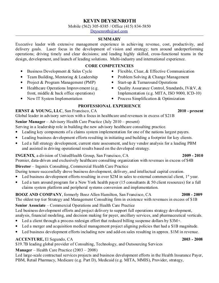 Resume chemist phd