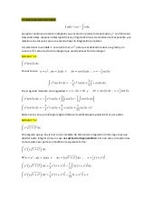 Resumen calculo integral