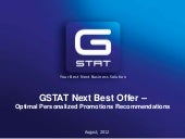 Retail   gstat nbo - september 5th ...