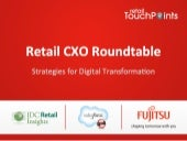 Retail CXO Roundtable - Strategies ...