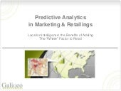 Retail Location Intelligence  Predi...