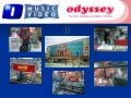 retail mix and market segment reserch on Odyssey
