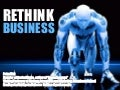 RETHINK Business by Peter Fisk