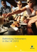 Aviva's Rethinking Retirement report